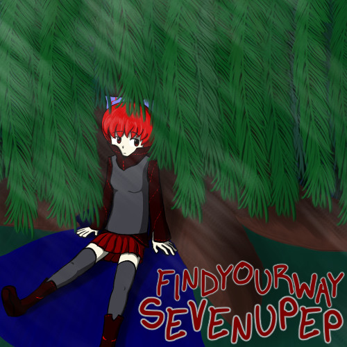 (C84)Find Your Way「SEVEN UP EP」XFD