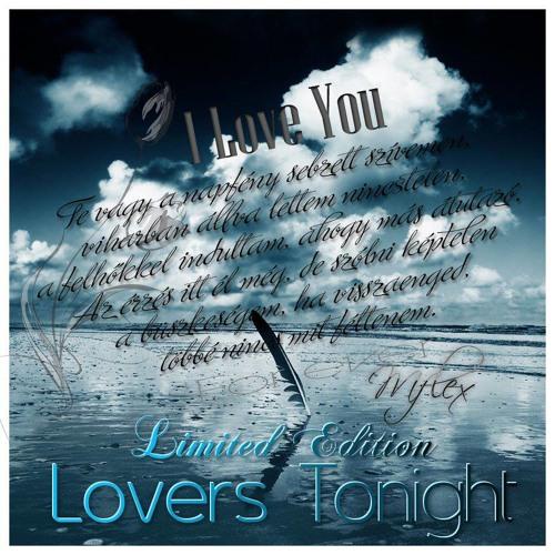 Mflex feat. Rain Bow - Lover Tonight (Limited Edition)