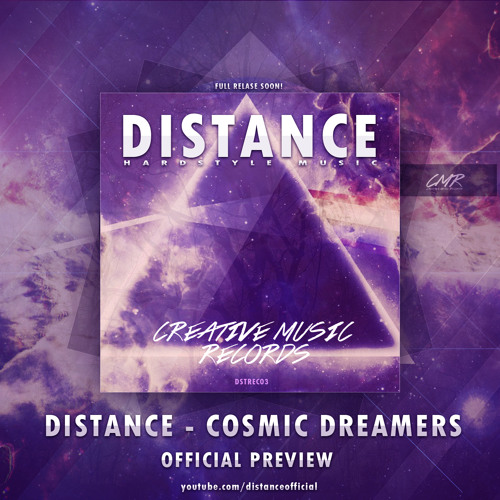 Distance - Cosmic Dreamers (Free Track)