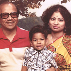 The Mallick Family:  The YMCA, snowfall and first days in the US