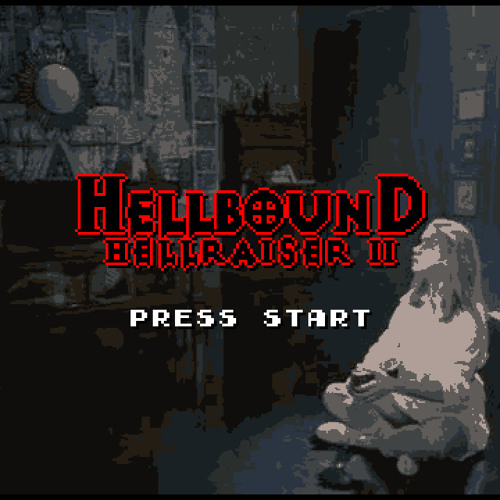 Theme of Hellraiser II: Cover II (fast paced)