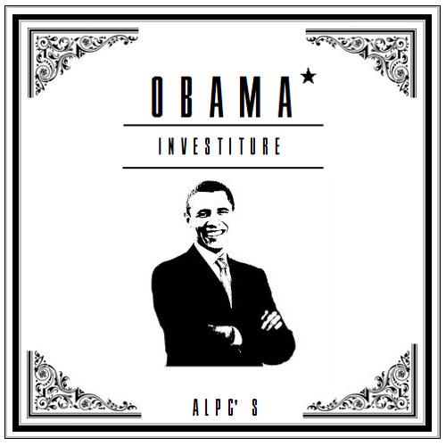 Obama Investiture 2012