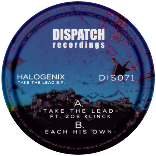 Halogenix - Each His Own - Dispatch 071 B (CLIP) - OUT NOW