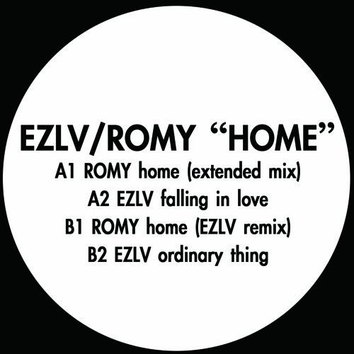 ROMY - HOME (EXTENDED MIX) (HOS001)