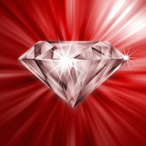 Shimmering Diamond Life