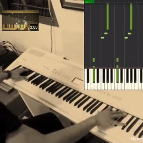 Henry - TRAP (Piano)