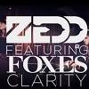 Zedd feat Foxes - Clarity (No Music Cover)