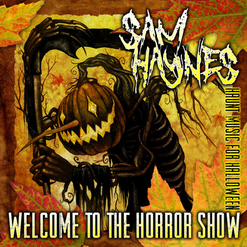 Ultimate Halloween Horror Haunt Music CD out now for 2013