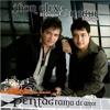 JHON ALEX EL GUAJIRO Y MIGUE SANTIAGO  MI NUEVA VIDA (te amo) Portada del disco