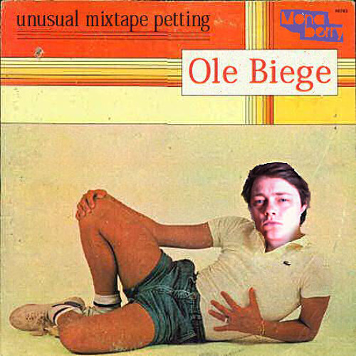 Ole Biege - Unusual Mixtape Petting