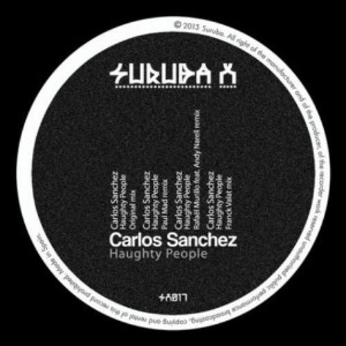 Carlos Sanchez – Haughty People (Franck Valat Remix)