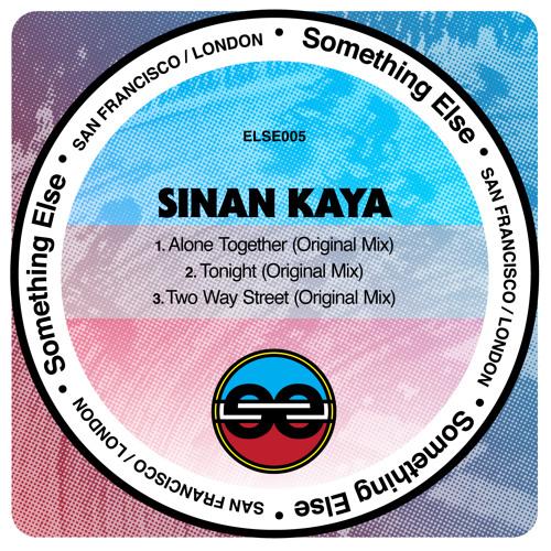 [ELSE005] Sinan Kaya - Tonight (Original Mix) [SC Edit]