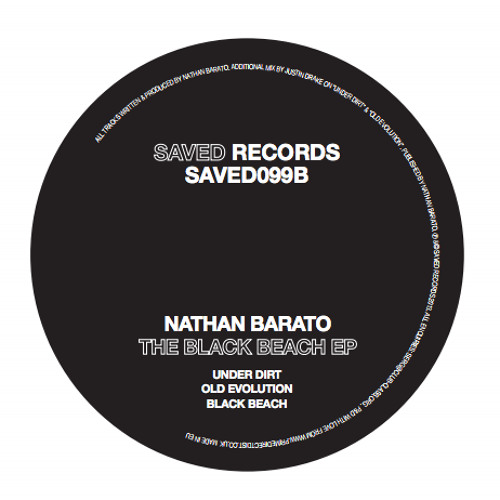Nathan Barato - Under Dirt [Saved Records]