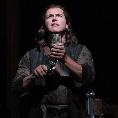 Seattle Opera RING: Stefan Vinke as GÖTTERDÄMMERUNG Siegfried
