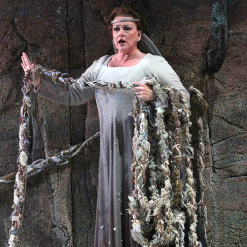 Seattle Opera RING: Luretta Bybee as the First Norn