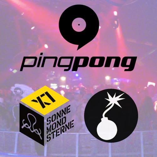 Pingpong SonneMondSterne 2013