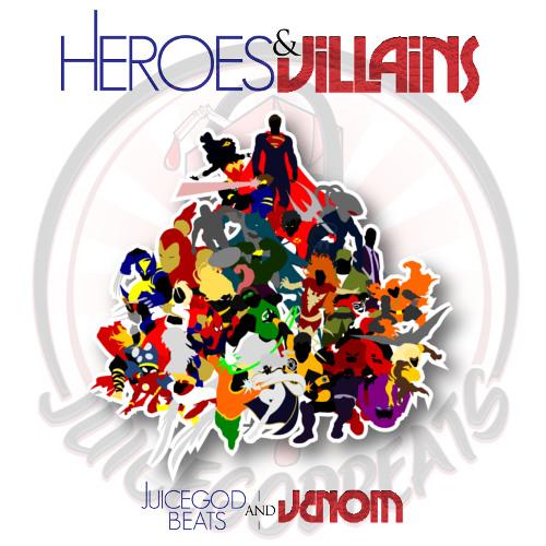 Liberation [Mixtape Trailer] #HeroesAndVillains Collab w/ The808Villain