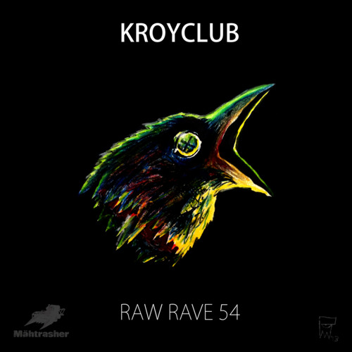 Raw Rave 54 LP Album Teaser