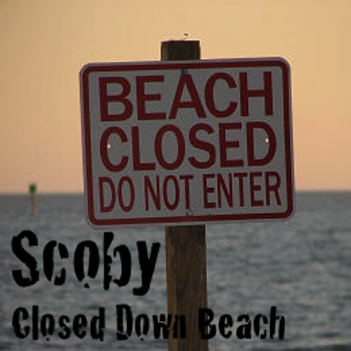 Closed Down Beach