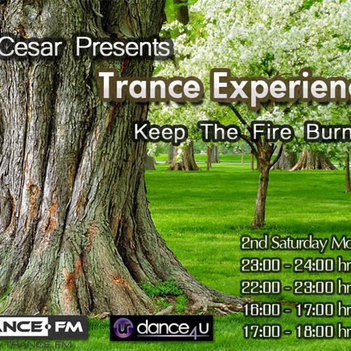 DJ Cesar - Trance Experiences 044