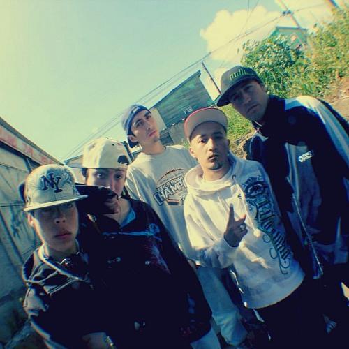 No Hay Mano - Grabity el samurai ft gers (caminanteSkuad ) ft Mente Fria (MF beats)