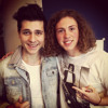 """Massad chats about, and performs """"Girl Next Door"""" on The Flea FM with Liam McEwan"""