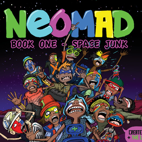 Inside the Neomad interactive comic, Tile App, Buycott