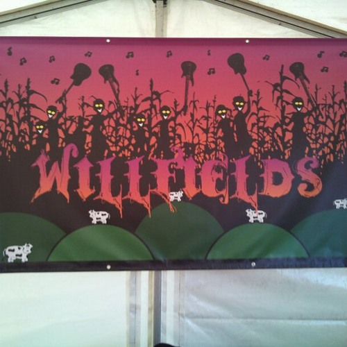 Ted O'Shay LIVE from WillFields 2013