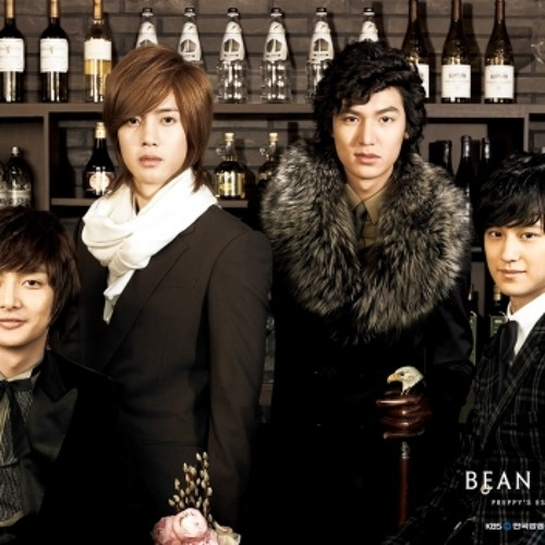 SS501-Because I'm stupid (Boys Over Flower OST)