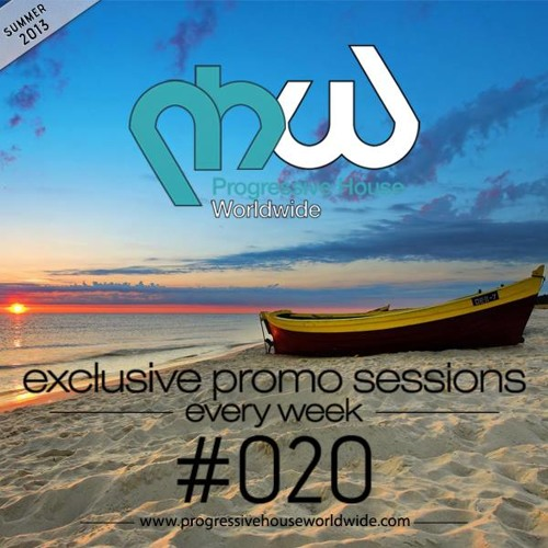 Progressive House Worldwide – PHW Promo Session 020 – 2013