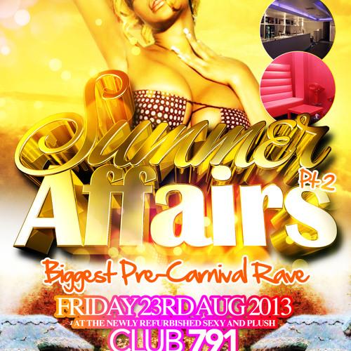 DJ Pattz - #SummerAffairsPt2 Afrobeats