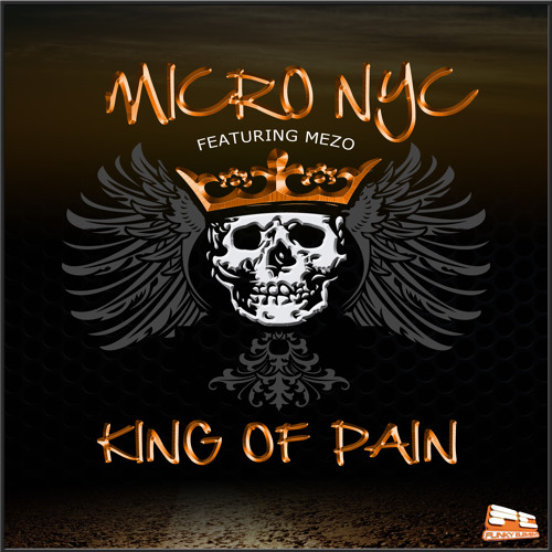 Micro Ft. Mezo - King Of Pain (DNB Mix)