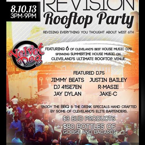 Jake C & R - Masie - Live @ ReVision (Velvet Dog - Cleveland) 8.10.13 Pt1