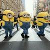 Banana Song-dm 2 Cover By Minions at Hotel Kresna Wonosobo