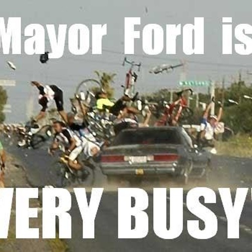 Rob Fucking Ford
