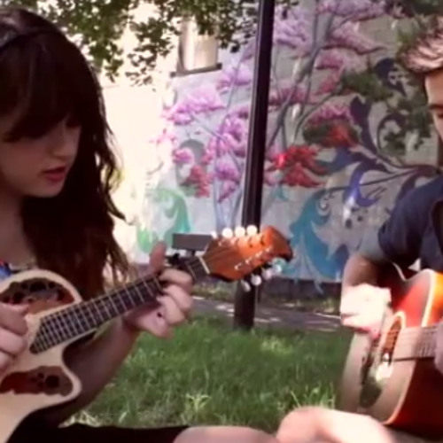 Hearts On Fire (Passenger feat. Ed Sheeran Cover)with Monika Cefis