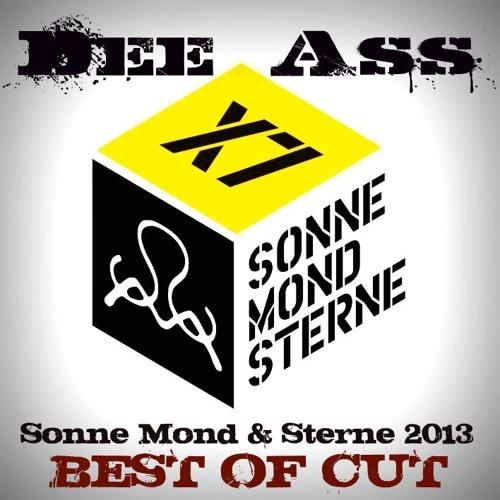 Dee Ass - Sonne Mond & Sterne Festival 2013 - SMS X7 - Best Of Cut