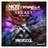 Nicky Romero vs Krewella - Legacy (Wildstylez Remix) (OUT NOW)