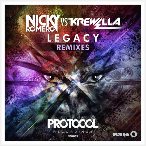 Nicky Romero vs Krewella - Legacy (Vicetone Remix) (OUT NOW)
