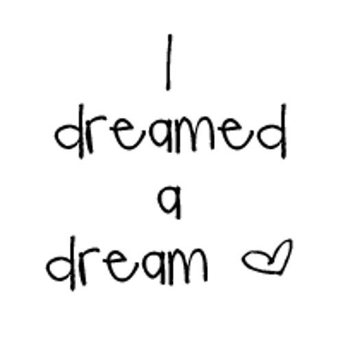 I Dreamed A Dream - Velta