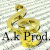 A.k Production Jr. - Oh Nzambi sedieto