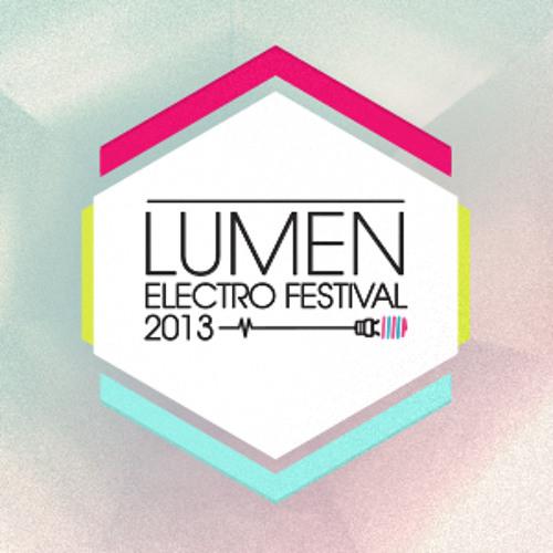 Waxlife @ Lumen Electro Festival - Vicenza (Italy) 10-08-13