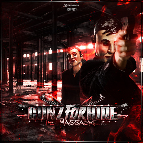 Gunz For Hire - The Massacre (#A2REC053)
