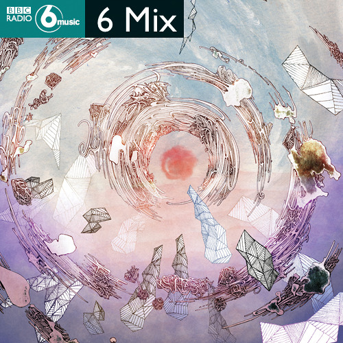 Deft 'Heart' premiere on BBC 6 Music (Voight Kampff EP - Project: Mooncircle, Sep 6th)