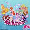 Winx Club - Believix Portada del disco