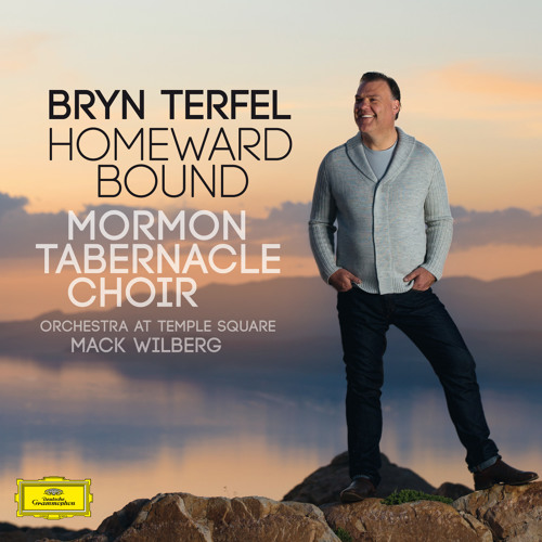"""Bryn Terfel and the Mormon Tabernacle Choir sing Hughes' """"Guide Us, O Thou Great Jehovah"""""""