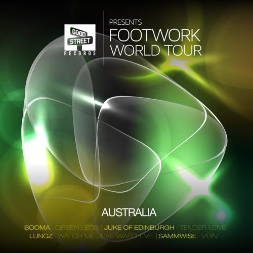 GSTR015 - Footwork World Tour: Stop 1 - Australia