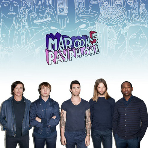 Maroon 5 - Payphone by Sarah Audreynella