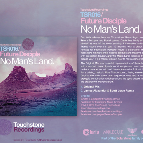 Future Disciple_No Mans Land (James Alexander & Scott Lowe remix )