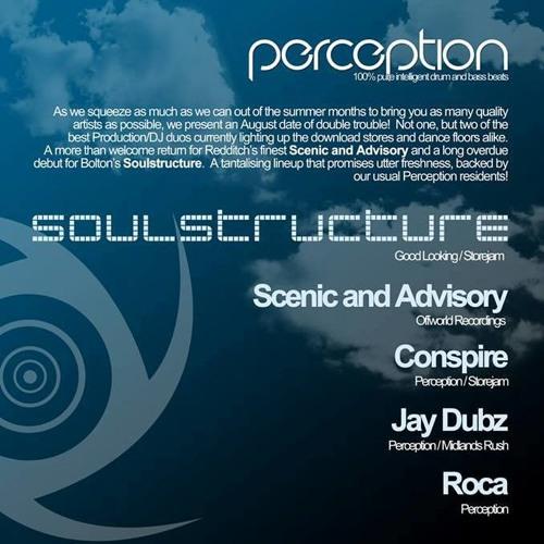 Pre-ception Promo Mix (August 2013)